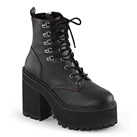 ASSAULT-100 D-Ring Platform Boots