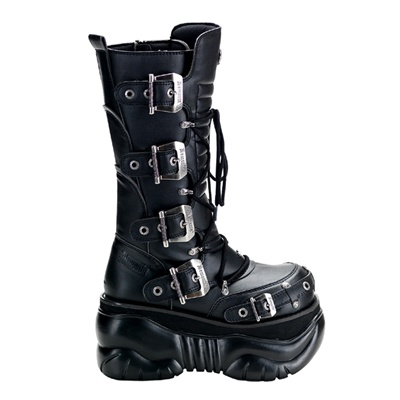 gothic boots for men