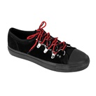 DEVIANT-05 Suede Low Top Sneakers