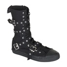 Demonia DEVIANT-204 Men's Gothic High Top Sneaker Boot