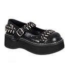 EMILY-309 Platform Mary Jane Shoes