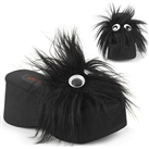 FUNN-31 Fuzzy Monster Platform Sandals