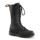 RAGE-300 Womens 14-eye Combat Boots