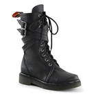 Womens Womens RIVAL-307 Combat Boots