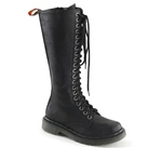 RIVAL-400 Knee High Combat Boots