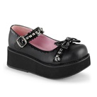 SPRITE-04 Demonia Platform Mary Jane Shoes