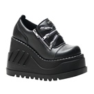 STOMP-16 Wedge Platform Shoes
