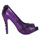 Iron Fist AMERICAN NIGHTMARE Platform Pumps