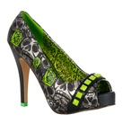 Iron Fist MUERTE PUNK PRINCESS Pumps