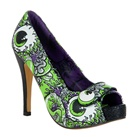 OH NO Platform Pumps by Iron Fist