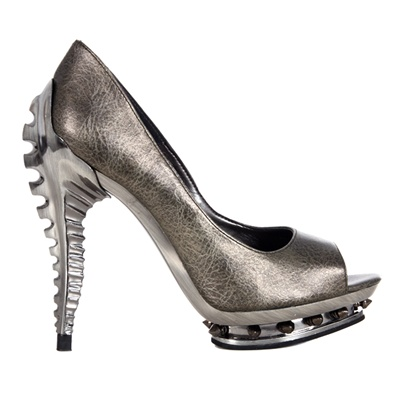 Metropolis Shoes Steampunk RIPLEY Pump