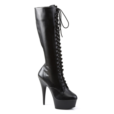 DELIGHT-2023 Knee High Platform Boots