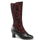 SPOOKY-160 Victorian Button Boots