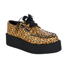 Cheetah Heart Mondo Creeper Shoes