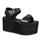 YRU ORION Wedge Platform Sandals