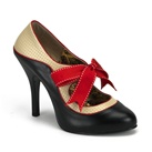 TEMPT-27 Retro Two-Tone Pumps