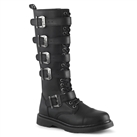 BOLT-425 Demonia Men's Gothic Combat Boots