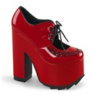 Demonia CRAMPS-01 High Heel Platform Shoes