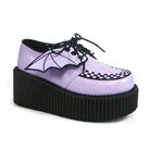 CREEPER-205 Bat Wing Creeper Shoes