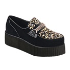 V-CREEPER-509 Veggie Suede Creeper Shoes