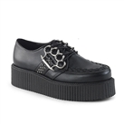 V-CREEPER-516 Studded Creeper Shoes