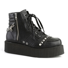 V-CREEPER-565 Studded Creeper Boots