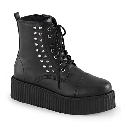V-CREEPER-573 Studded Creeper Boots