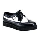 CREEPER-608 Wingtip Creeper Shoes