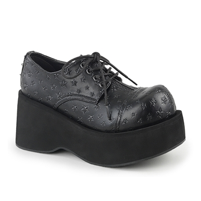 DANK-111 Lace-up Platform Shoes