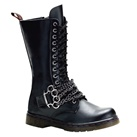 DISORDER-301 Gothic Combat Boots