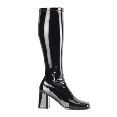 Pleaser Gogo 300 Knee High Boots