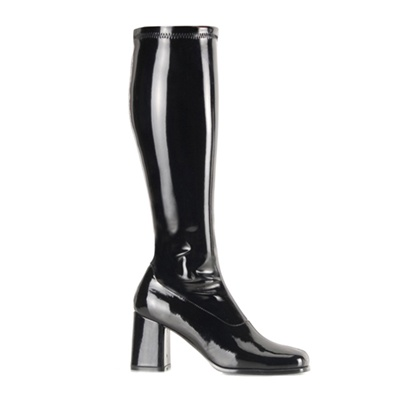 GOGO-300 Knee High Boots