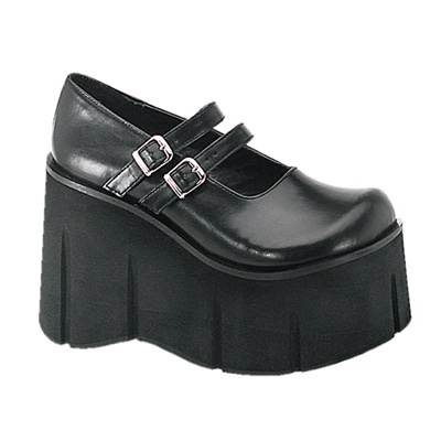 KERA-08 Wedge Platform Shoes