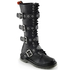 RIVAL-404 Womens 4-Strap Combat Boots