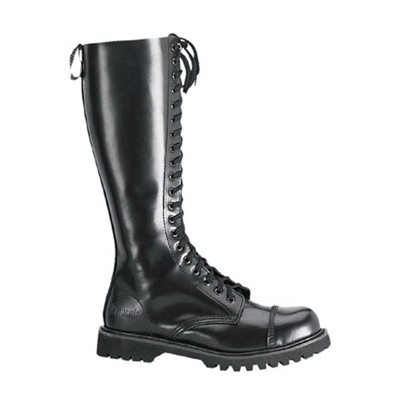 ROCKY-20 Steel Toe Leather Boots
