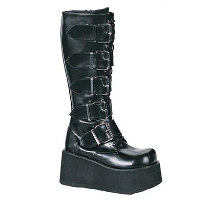 Demonia Trashville 518 Platform Boots