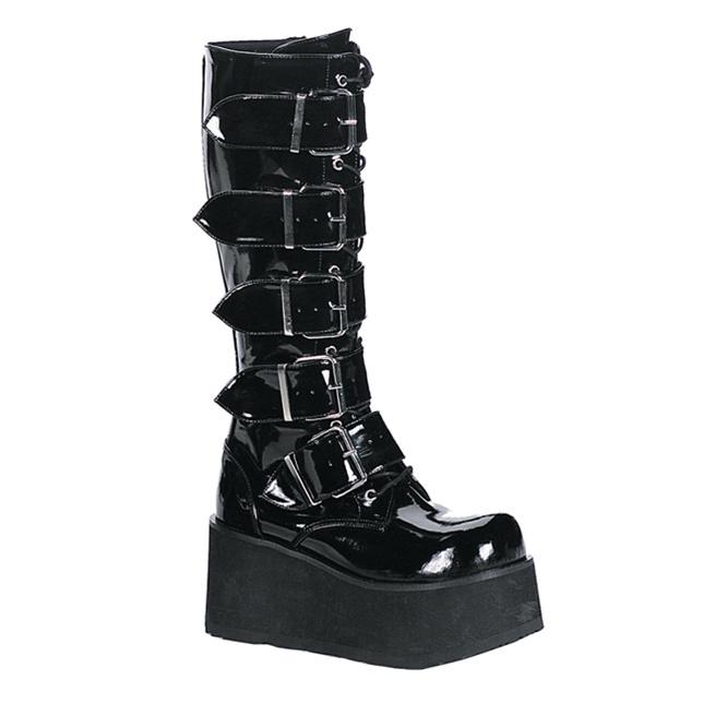 Demonia TRASHVILLE-518 Platform Boots