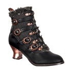 Hades Shoes NEPHELE Steampunk Boots