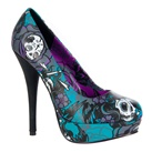 Iron Fist CROSSWINDS Platform Pumps