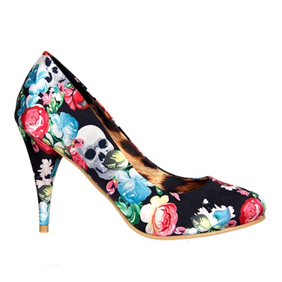 Iron Fist ROAMING HEART Heels