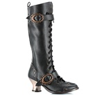 Metropolis Shoes VINTAGE Steampunk Boots