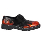 TUK 3-Eye Men's Flame Shoes